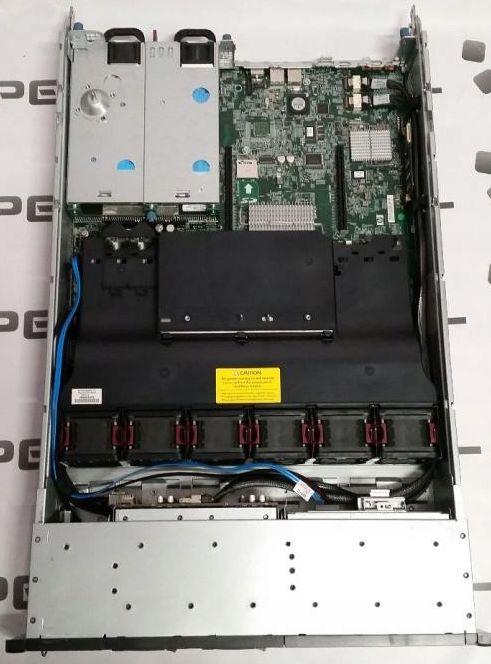 Фото сервера HP DL380 G6 2xQUAD x5550 2,6 ГГц VT 16 ГБ 2x 73 ГБ