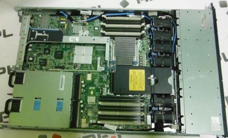 Фото сервера HP DL360 G6 Quad E5620 16 ГБ оперативной памяти 2x 146