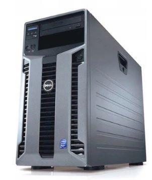 Фото сервера Dell T610 2xE5645 48 ГБ оперативной памяти 2×500 ГБ