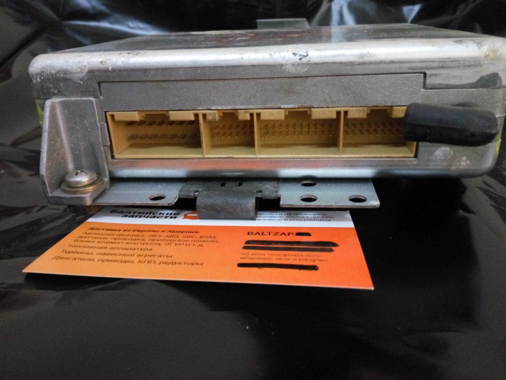 Блок управления двигателем AUDI  4A0907473A