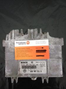 Блок управления двигателем Volkswagen 6K0907311B