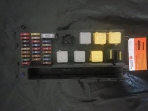 Блок ZGS Mersedes 9605450201