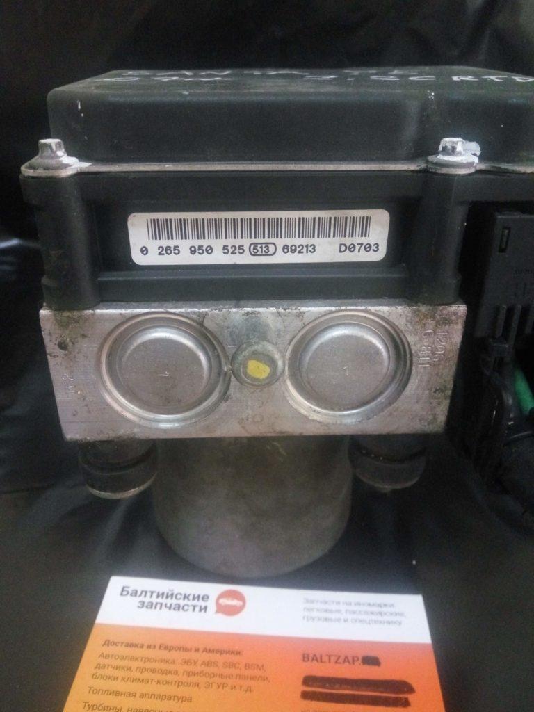Блок ABS Hyndai 58910-2B850