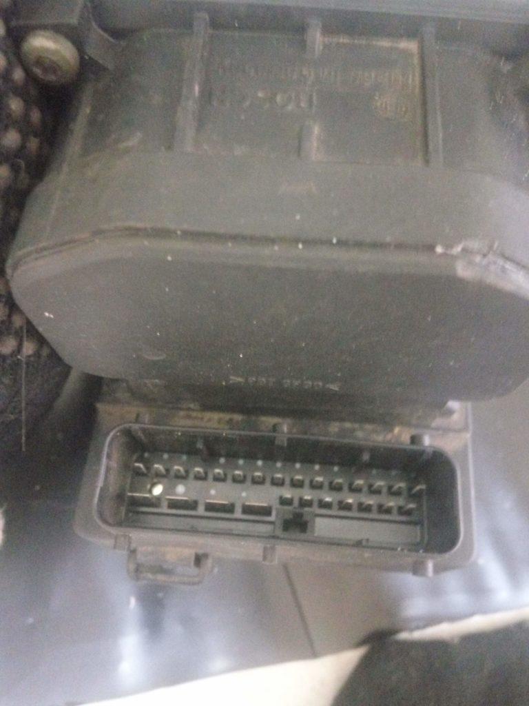 Блок ABS Volkswagen 8E0614111