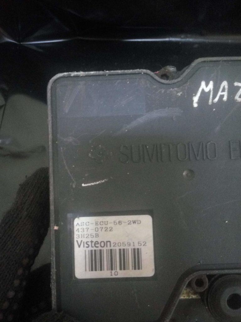 Блок ABS Mazda ASC ECU 56 2WD