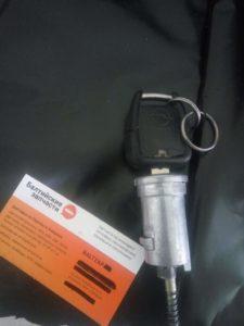 Вставка замка зажигания Opel 09146299