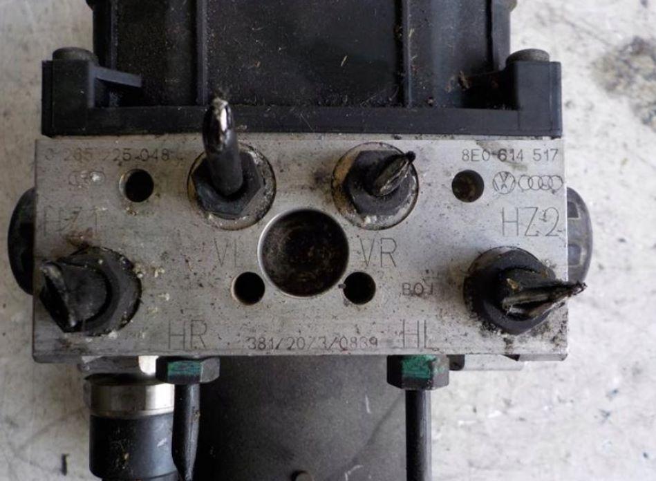 Блок ABS Audi 0265950011 8E0614517
