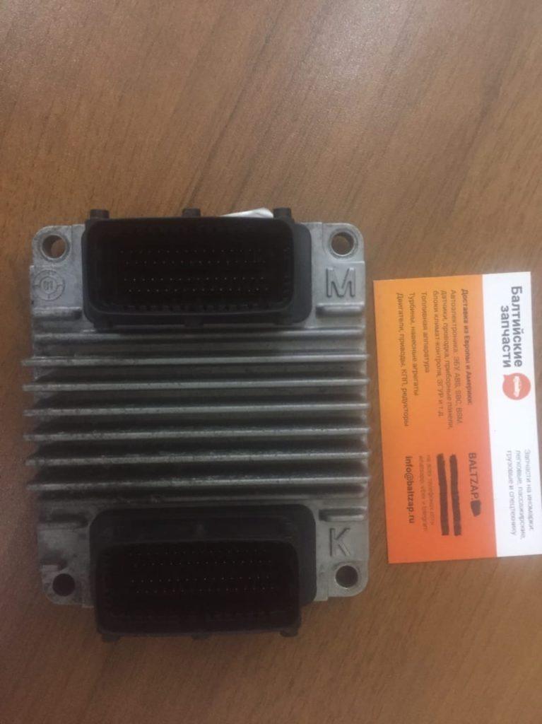 Блок управления Opel dlsn 09353469