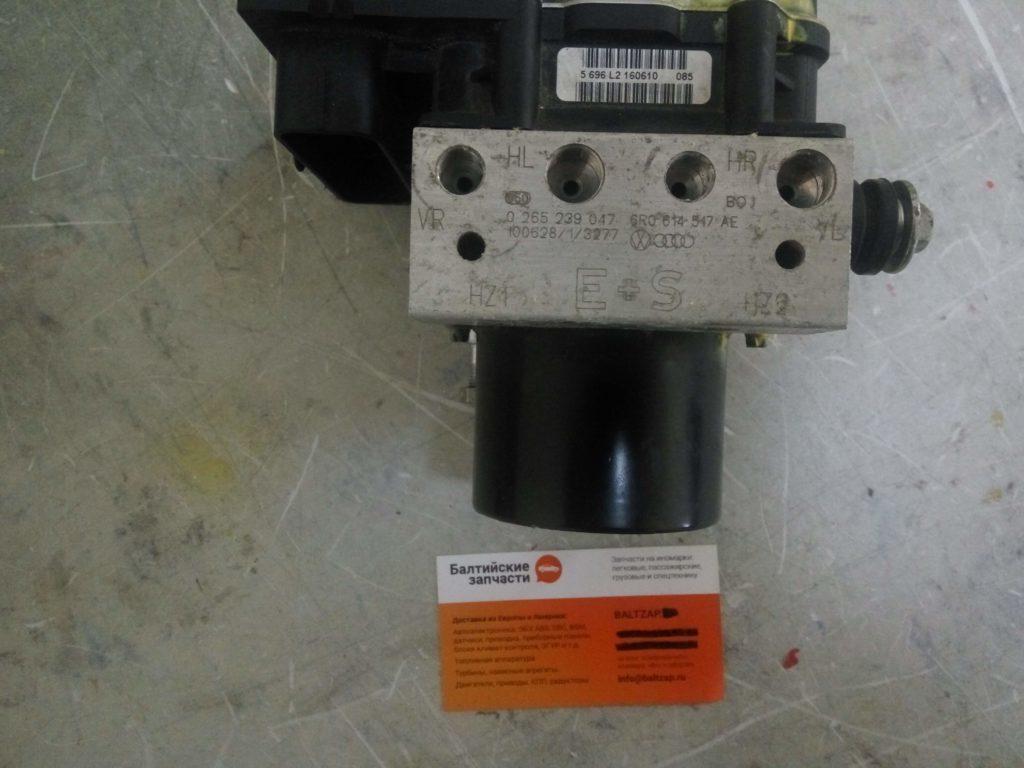 Блок ABS 0265239047 VW