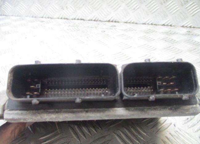 Блок управления 036906034ET SKODA FABIA 1.4