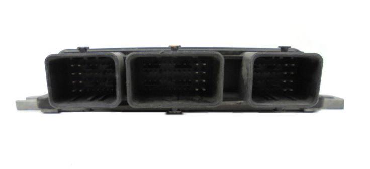 Блок управления двигателем MEC93-340 Nissan