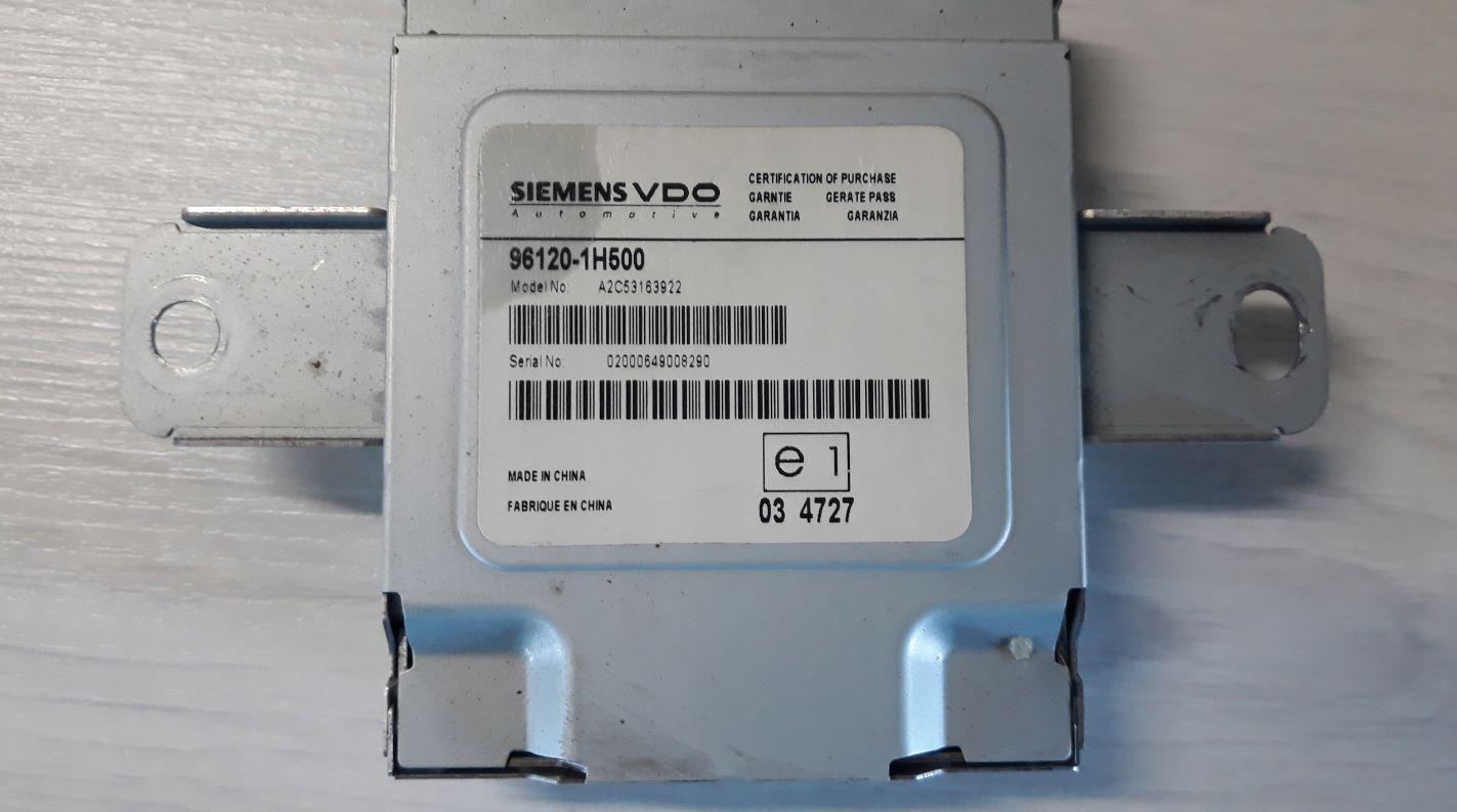 USB МОДУЛЬ 96120-1H500 KIA CEED