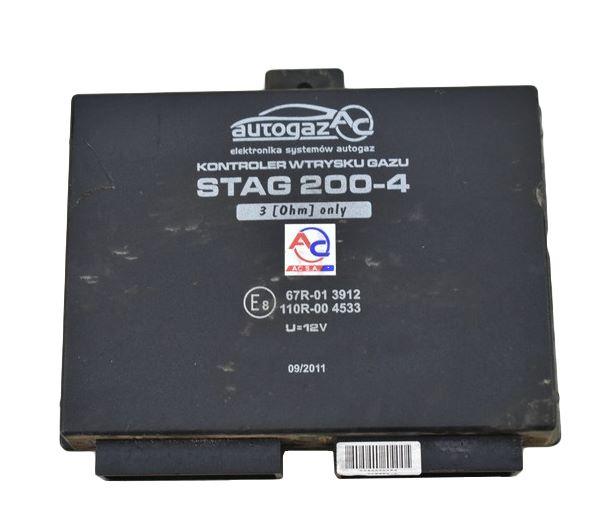 КОНТРОЛЛЕР ГАЗА LPG 200-4 SEAT IBIZA 2 II 1.4  67R013912 110R004533