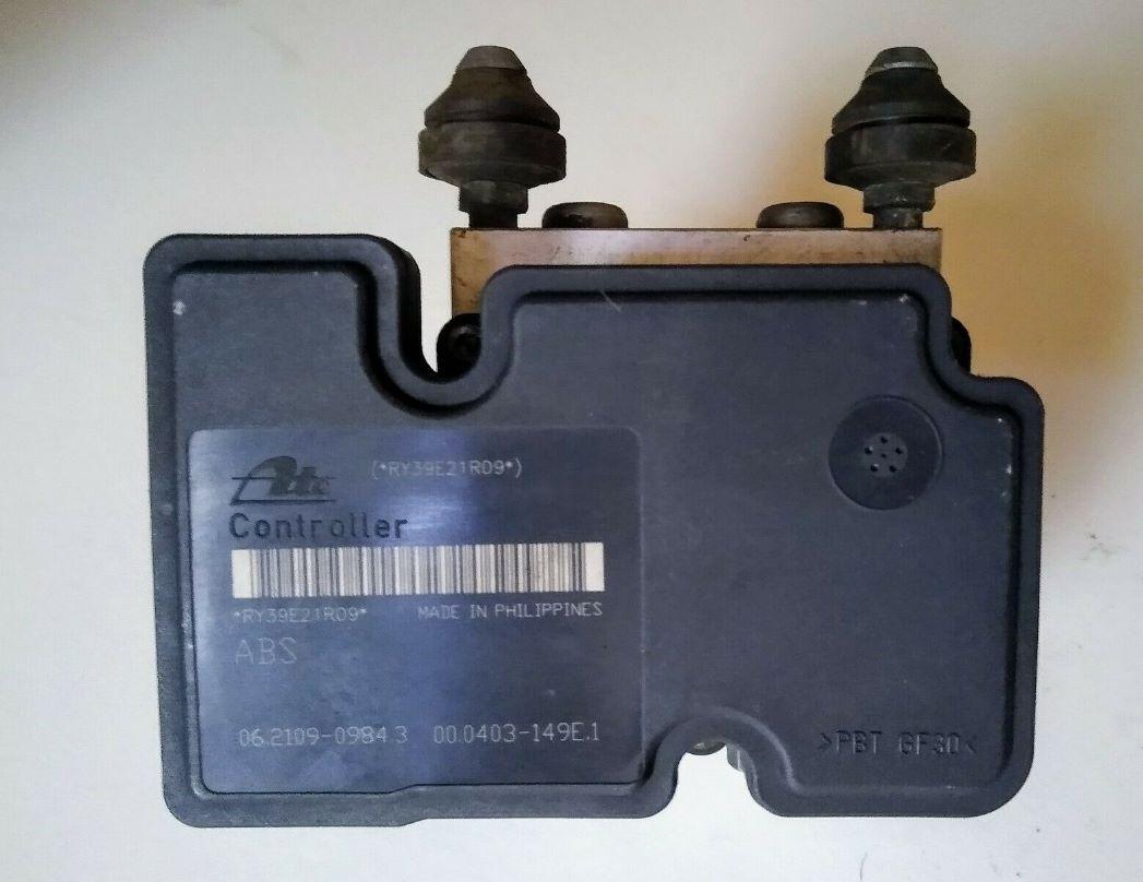 Chevrolet Matiz Abs 96666542 T2 06.2102-077