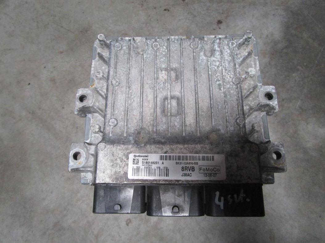 Блок управления двигателем Ford bk31-12a650-Bb  s180146251a