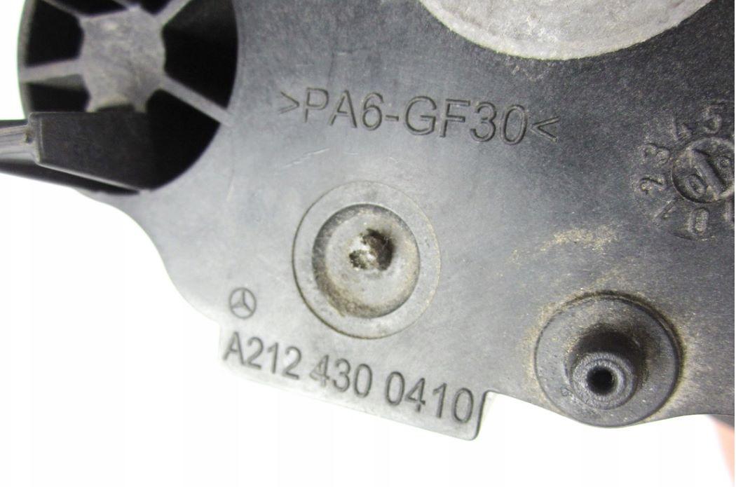 Крепление блока ABS Mercedes A2124300410
