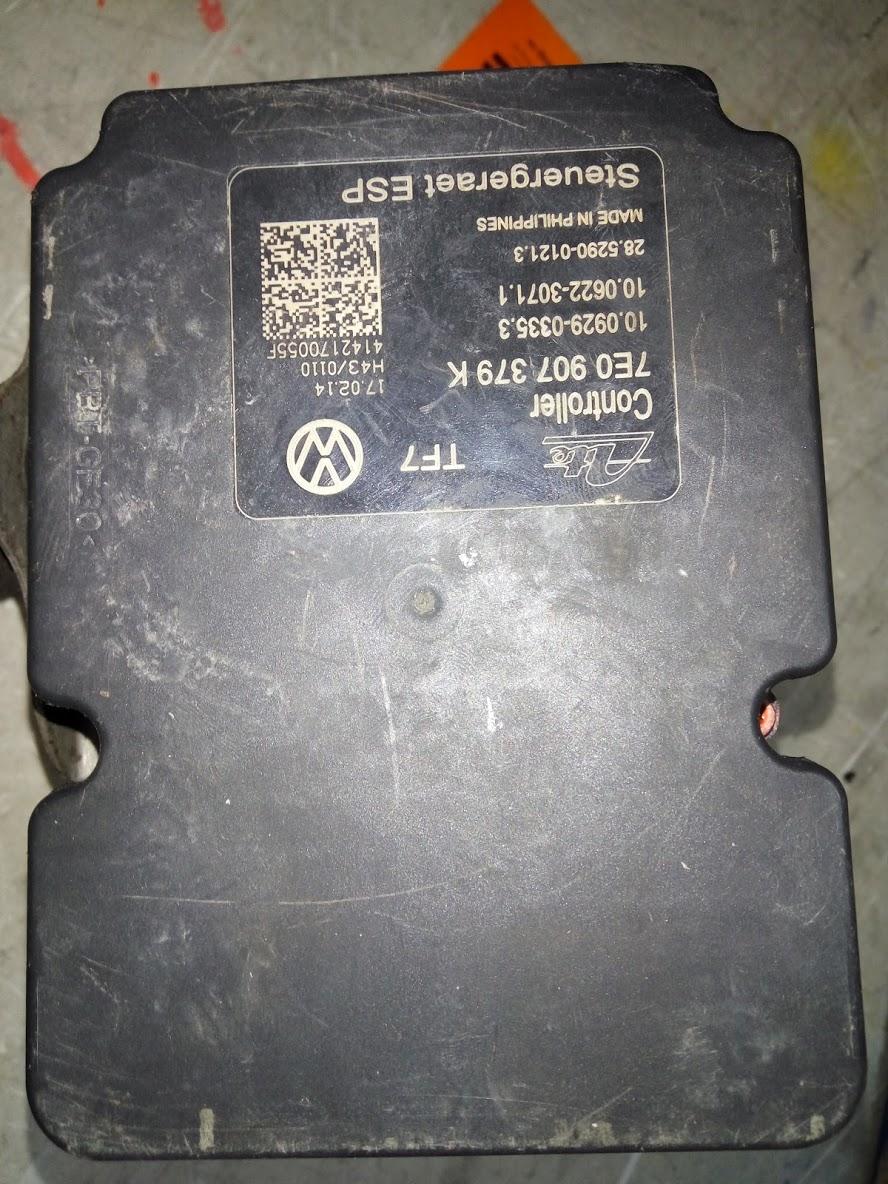 ABS VW 7E0907379K 7E0614517H